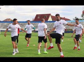 FC Hermannstadt a reluat pregătirile, iar Pelici a adus întăriri