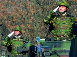 Desant NATO la Sibiu!