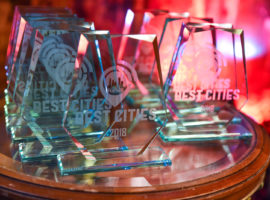 Sibiul a obținut premiul EUROPA la Gala Best Cities