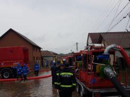 Centrul de colectare a donațiilor pentru localitățile afectate de inundații rămâne deschis încă o săptămână