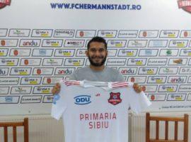 Bruno Chalkiadakis, al șaselea jucător transferat de FC Hermannstadt în această vară