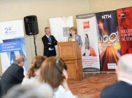 """Ambasadorii Franței și Belgiei, prezenți la """"Întâlnirile francofone de afaceri"""" de la Sibiu"""