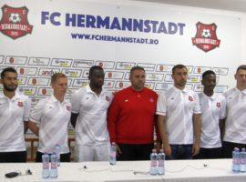 FC Hermannstadt, acasă la… Târgu Mureș