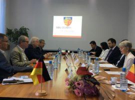 Oficialități din Paderborn, în vizită la Sibiu