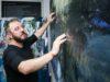 Cel mai în vogă artist român al momentului expune la Sibiu