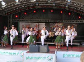 Junii Sibiului și Ceata Junilor au susținut spectacole formidabile în Germania