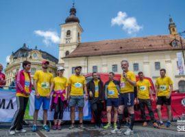 Patrick Moleins la Maratonul Internațional Sibiu