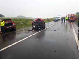 Poliția sibiană le recomandă șoferilor să circule prudent