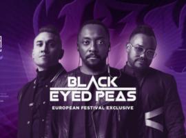 Concertul anului în Europa are loc în România. BLACK EYED PEAS, la UNTOLD!