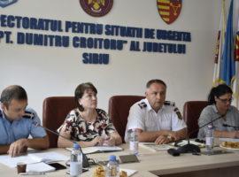 Prefectul Sibiului: Ploile revin și trebuie să fim pregătiți!