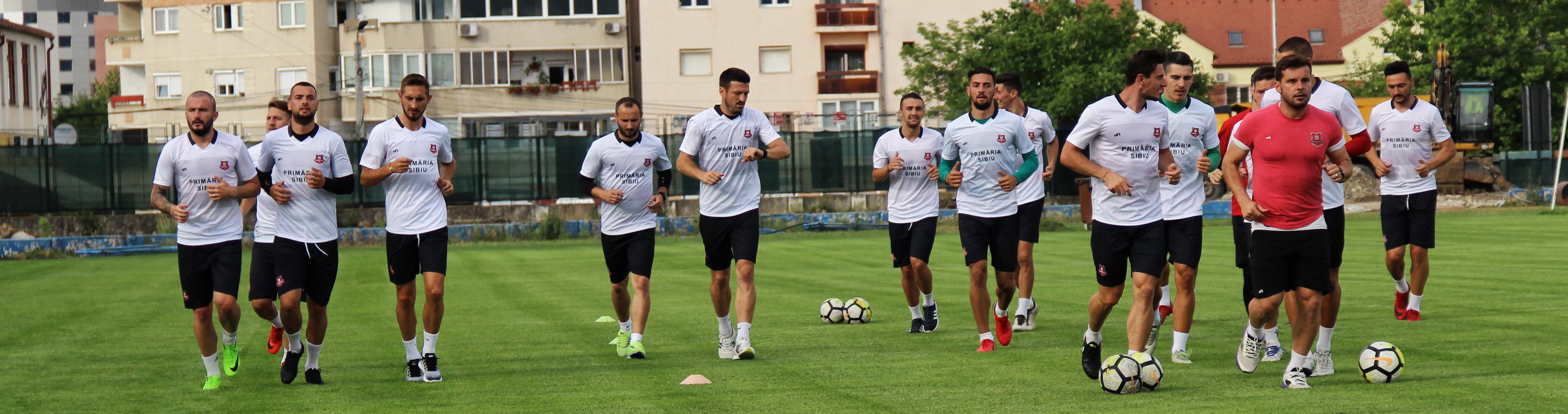FC Hermannstadt, înfrângere cu Astra Giurgiu