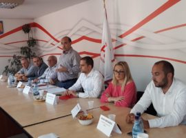 Cătălin Stanciu, ales președinte al PSD Sibiu