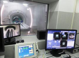 Aparatul RMN de la Ministerul Sănătății, dat în folosință la Sibiu