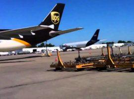 Extinderea operațiunilor de transport mărfuri ale operatorului logistic UPS România