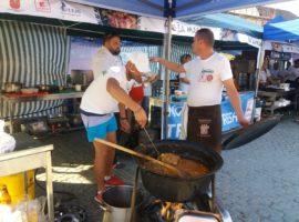 Rețete demult uitate și demonstrații culinare în Piața Mică
