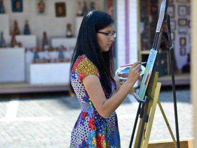 Ciprian Badiu și Catrinel Dragomir vor expune în Orașul Artiștilor în luna septembrie