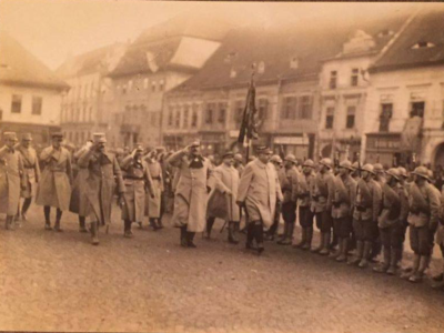 Generalul Berthelot și generalul Moșoiu