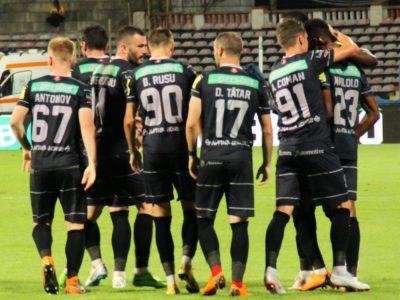 FC Hermannstadt a pierdut în prelungiri meciul cu Dinamo