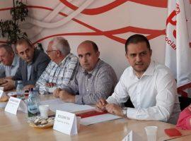 Conducerea organizației județene PSD Sibiu