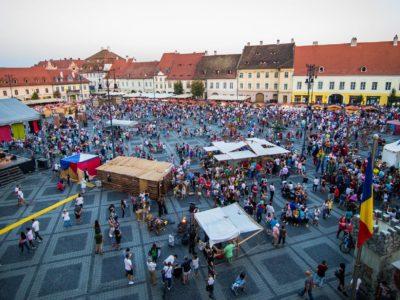 Muschetari în festival