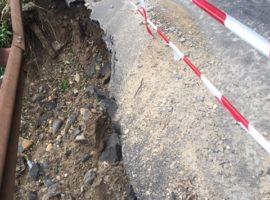 Reparații în zonele calamitate