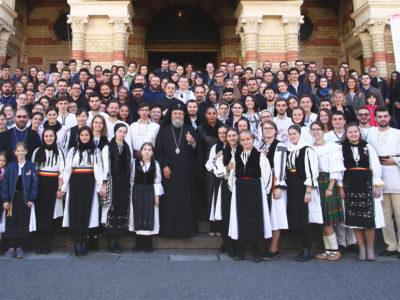 Andra și Compact B cântă la Întâlnirea Internațională a Tinerilor Ortodocși de la Sibiu | PROGRAM