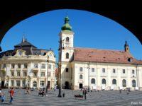 Sibiul, văzut de presa israeliană