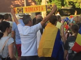 Mii de sibieni au ieșit în stradă la proteste