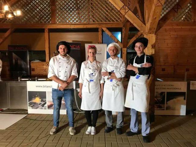 Sibiu Regiune Gastronomică Europeană 2019 – Duminică, 19 august, finala concursului European Young Chef Award