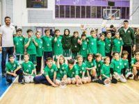 Baschetbaliștii de la Alpha se pregătesc pentru Campionatul U13 în Sala Transilvania