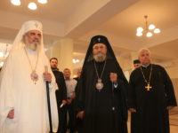 Patriarhul României a sfințit cantina Arhiepiscopiei Sibiului