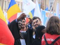 Întâlnirea Internațională a Tinerilor Ortodocși a intrat în istoria Sibiului