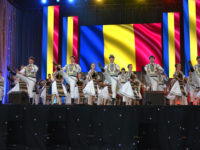 Spectacol extraordinar în Piața Mare la ITO 2018