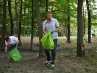 Președintele Iohannis susțineZiua de Curățenie Națională