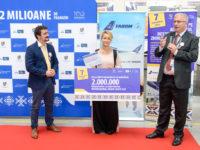 """Aeroportul Internaţional """"Avram Iancu"""" Cluj sărbătorește pasagerul cu numărul 2 milioane în anul 2018"""