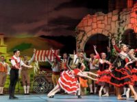 """""""Don Quijote"""" – spectacol de balet pentru copii în Festivalul de Operă de la Sibiu"""