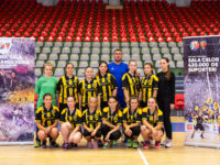 Juniorii handbalului sibian joacă gratuit în Sala Transilvania