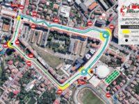 RESTRICȚII de trafic! Raliul Sibiului paralizează un sfert din oraș