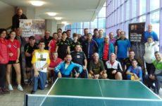 Cei mai buni jucători de tenis de masă s-au decis în Sala Transilvania!