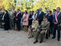 Sibieni la comemorarea martirilor români din Alsacia