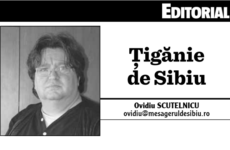 EDITORIAL | Țigănie de Sibiu