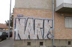 Amenzi de până la 2.000 de lei pentru graffiti