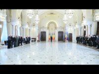 44 de supravieţuitori ai Holocaustului, decorați de președintele Klaus Iohannis | VIDEO