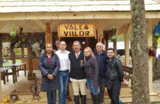 Gastronomia din Valea Viilor, apreciată de ministrul Turismului