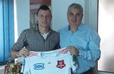 Florin Acsinte este noul jucător al echipei FC Hermannstadt