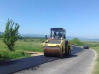 Covoare asfaltice noi pe drumurile județene