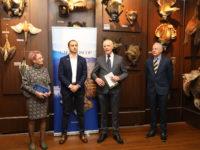 Eveniment editorial unic la Muzeul Cinegetic din Sibiu