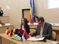 Consiliul Județean Sibiu: acordul cu Districtul Raška din Republica Serbia, axat pe interesul pentru valorile europene