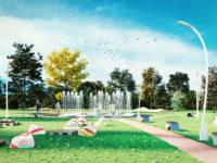 Un nou parc în Sibiu