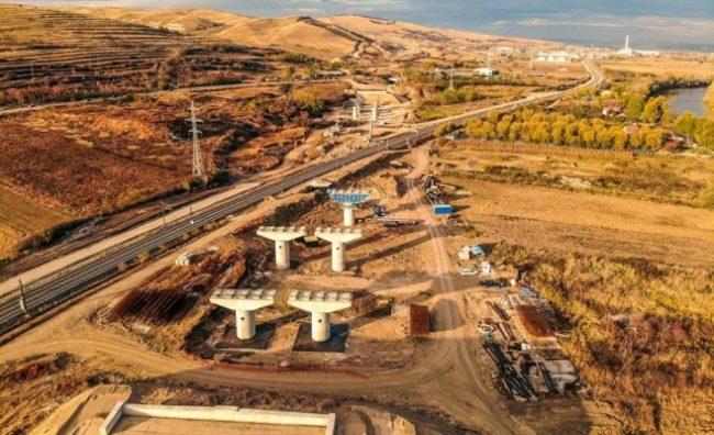Guvernul promite finanțare pentru noi loturi din Autostrada Sibiu-Pitești